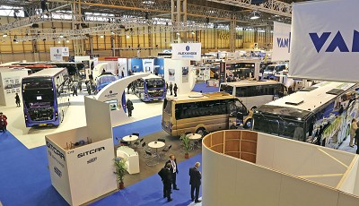Euro Bus Expo cl�turera les salons professionnels autocars-autobus de 2016 (photo Bus&Coach Buyer/ X D.R.)