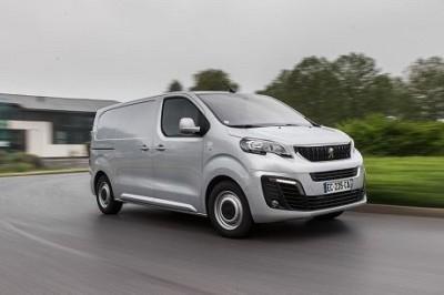 Le Peugeot Expert est pour L'argus l'Utilitaire de l'année 2017 ( Photo X D.R)