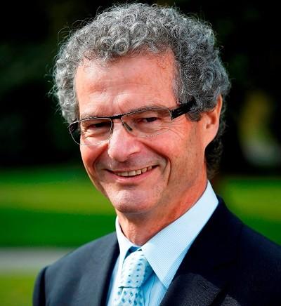 Philippe Geffroy, le nouveau président de la CSIAM VP