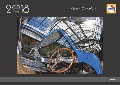 C'est avec cette photo, qui fait la couverture du Calendrier 2018, que Cyril de Plater a remporté le concours annuel Glasurit