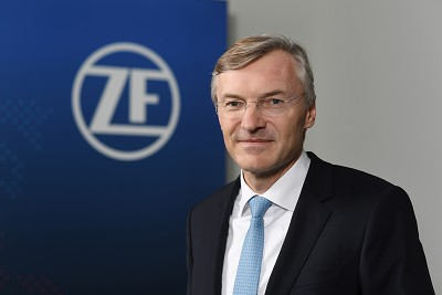 Wolf-Henning Scheider succède à Konstantin Sauer au poste de président de ZF.