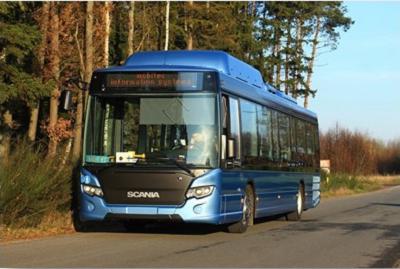 Les 13 Scania Citywide gaz s'ajoutent aux 35 récemment commandés par la Semitag.