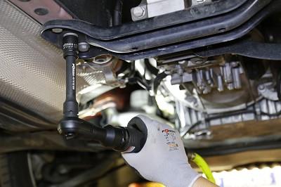 Nouveau cliquet pneumatique Förch d'une puissance de 122 Nm
