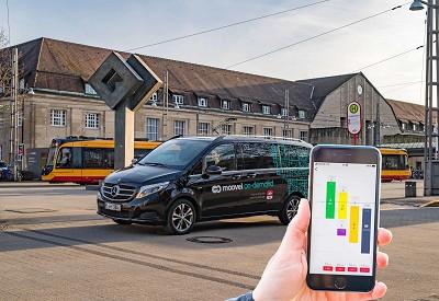 Les solutions de BMW et de Daimler visent à apporter des solutions multiples pour améliorer la mobilité.