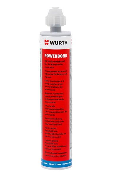 Colle carrosserie Würth Powerbond