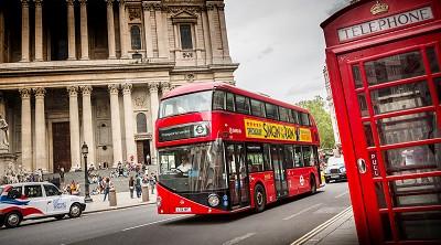 Wrightbus est à l'origine du nouveau Routemaster circulant à Londres.