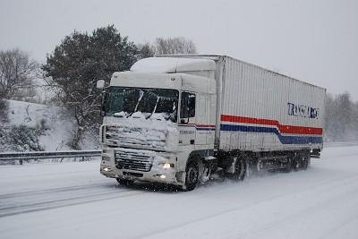 L'A7 pourrait être aussi menacée au col du Grand Boeuf... (photo Fletcher)