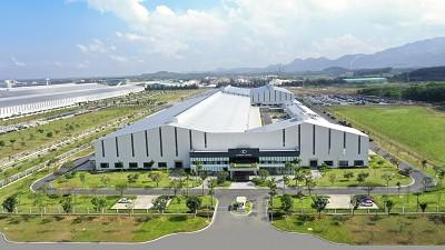 Truong Hai Auto Corporation, distributeur de Daimler Buses au Vietnam.