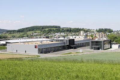 Le nouveau centre en Suisse.