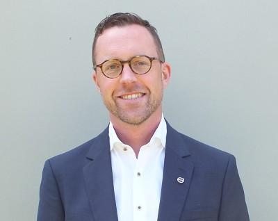 Mattias Rodier, Directeur Financier, assure l'interim en tant que DG de Volvo Trucks France